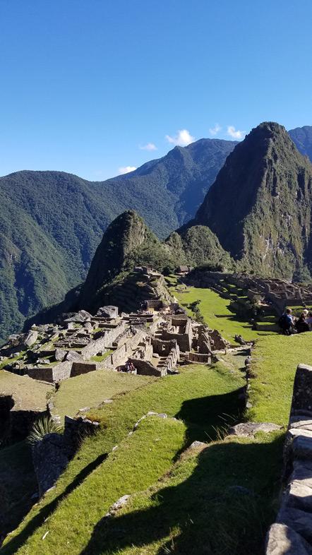 More of Machu Picchu.