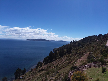 Taquile Island.
